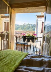 view bedroom chambre anis