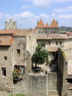 Carcassonne_Cité_Schloss_©Hilke Maunder