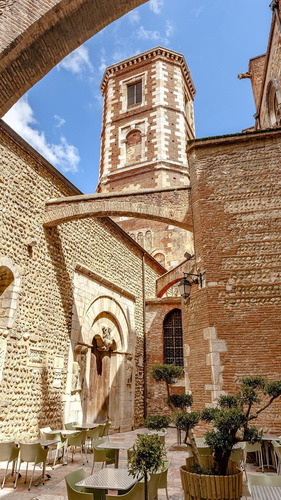 Perpignan: Saint-Jean-le-Vieux. Foto: Hilke Maunder