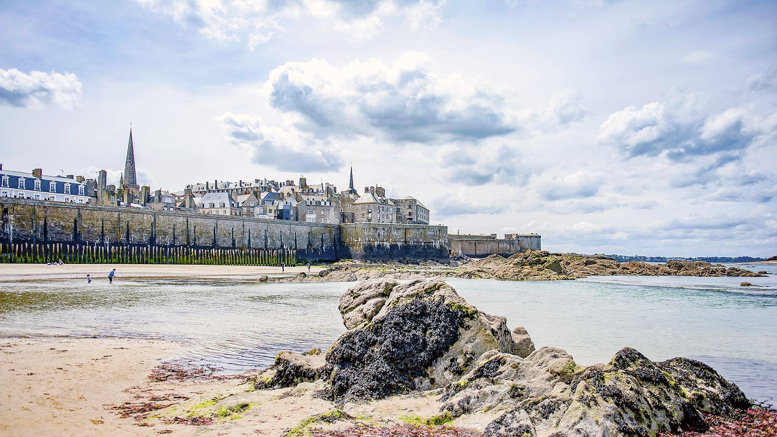 Saint-Malo in den Côtes d'Armor. Foto: Hilke Maunder