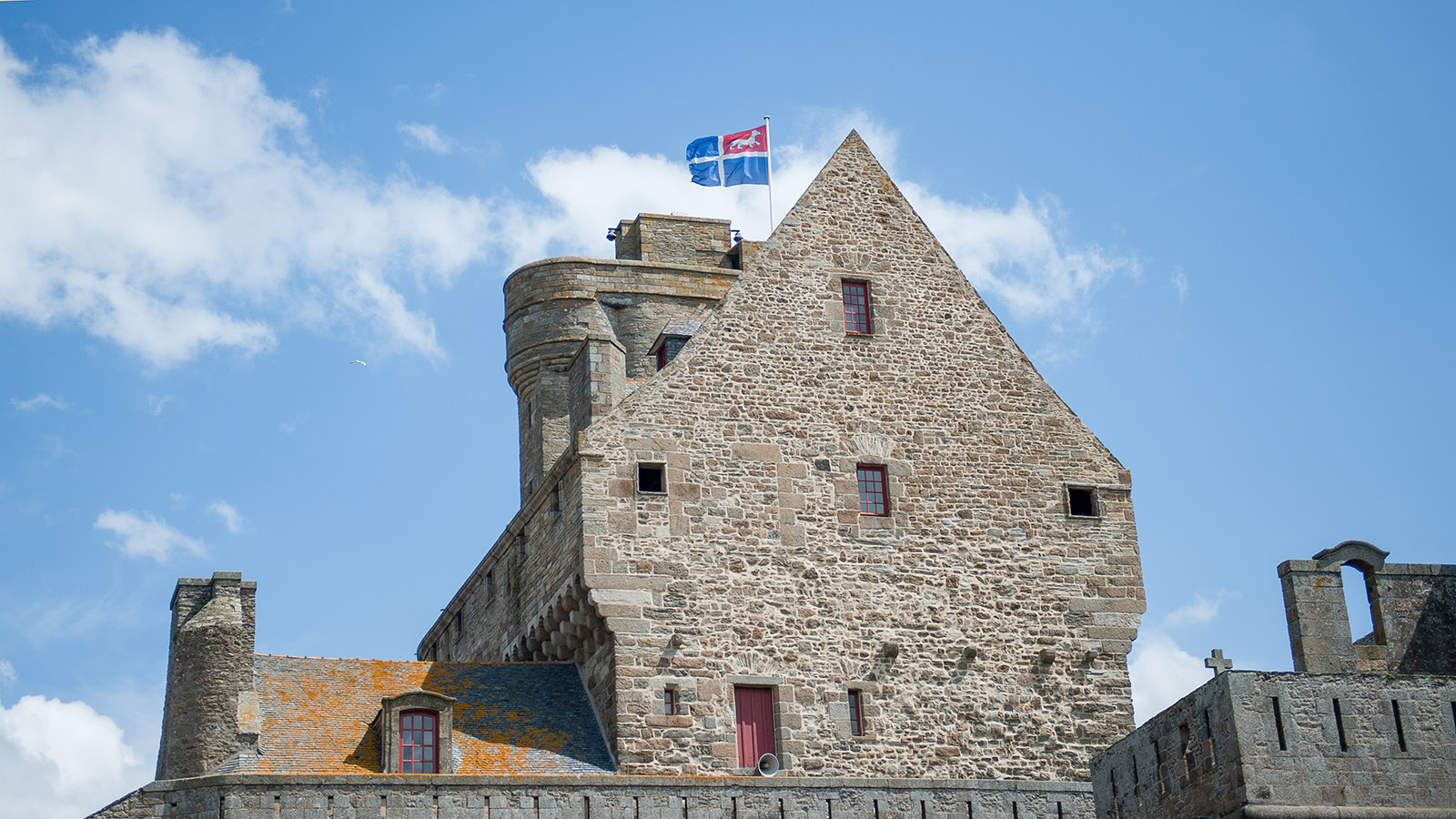 Das Rathaus von Saint-Malo. Foto: Hilke Maunder