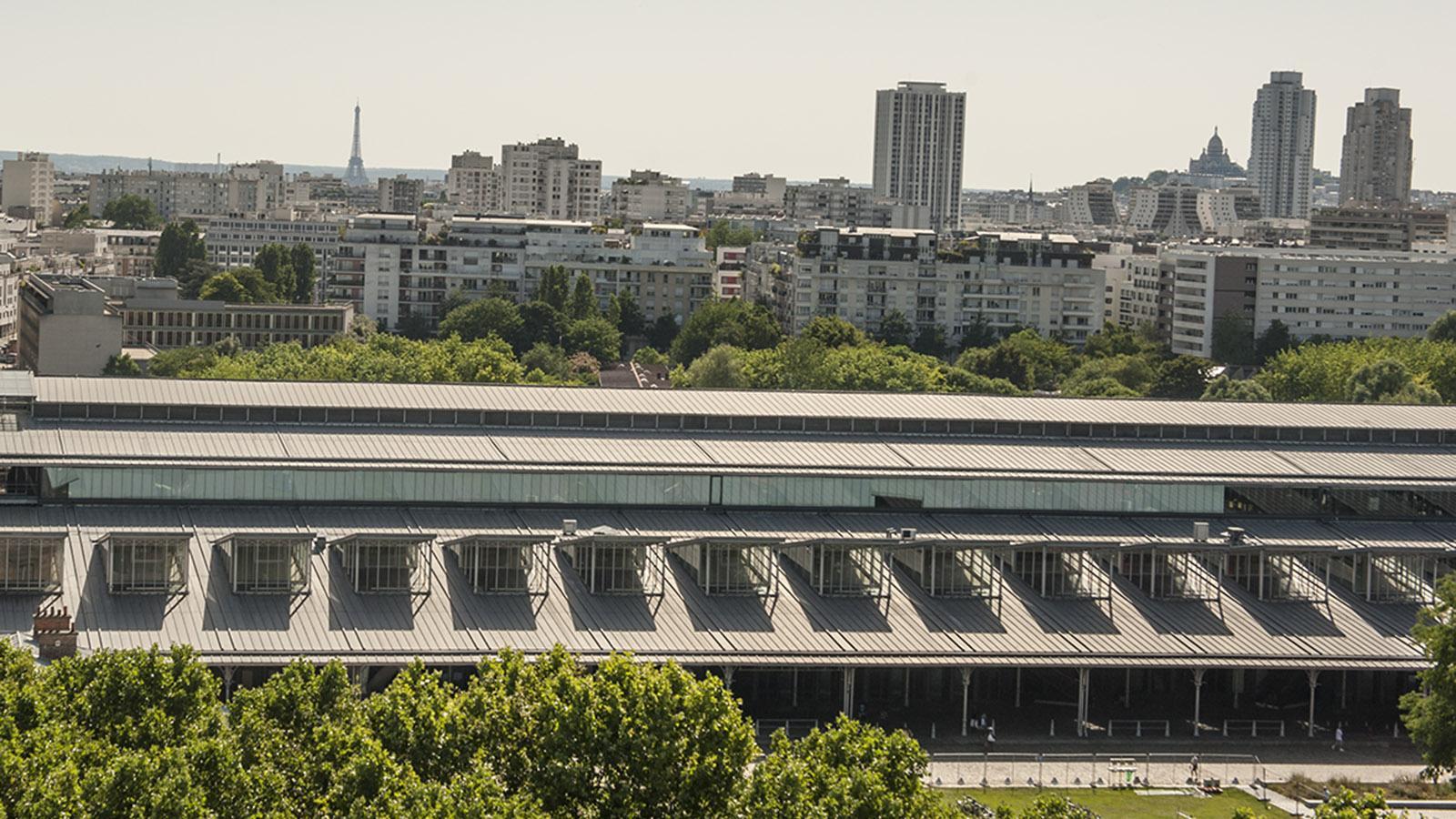 Die Philharmonie von Paris. Foto: Hilke Maunder