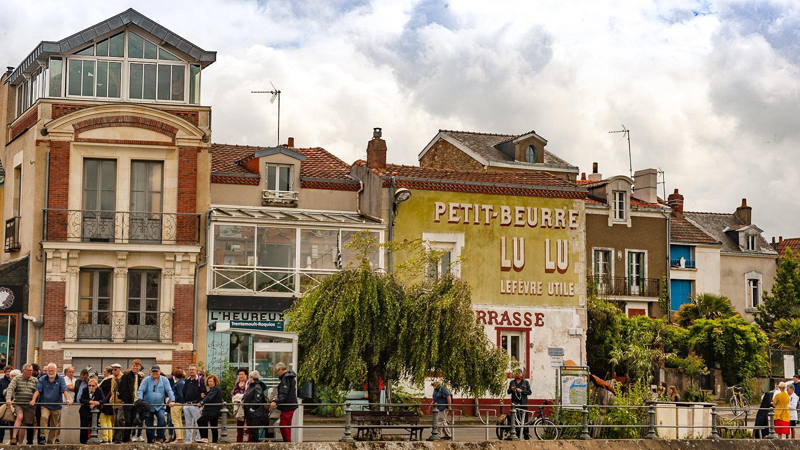 Nantes: Ausflugsziel an der Loire: Trentemoult. Foto: Hilke Maunder