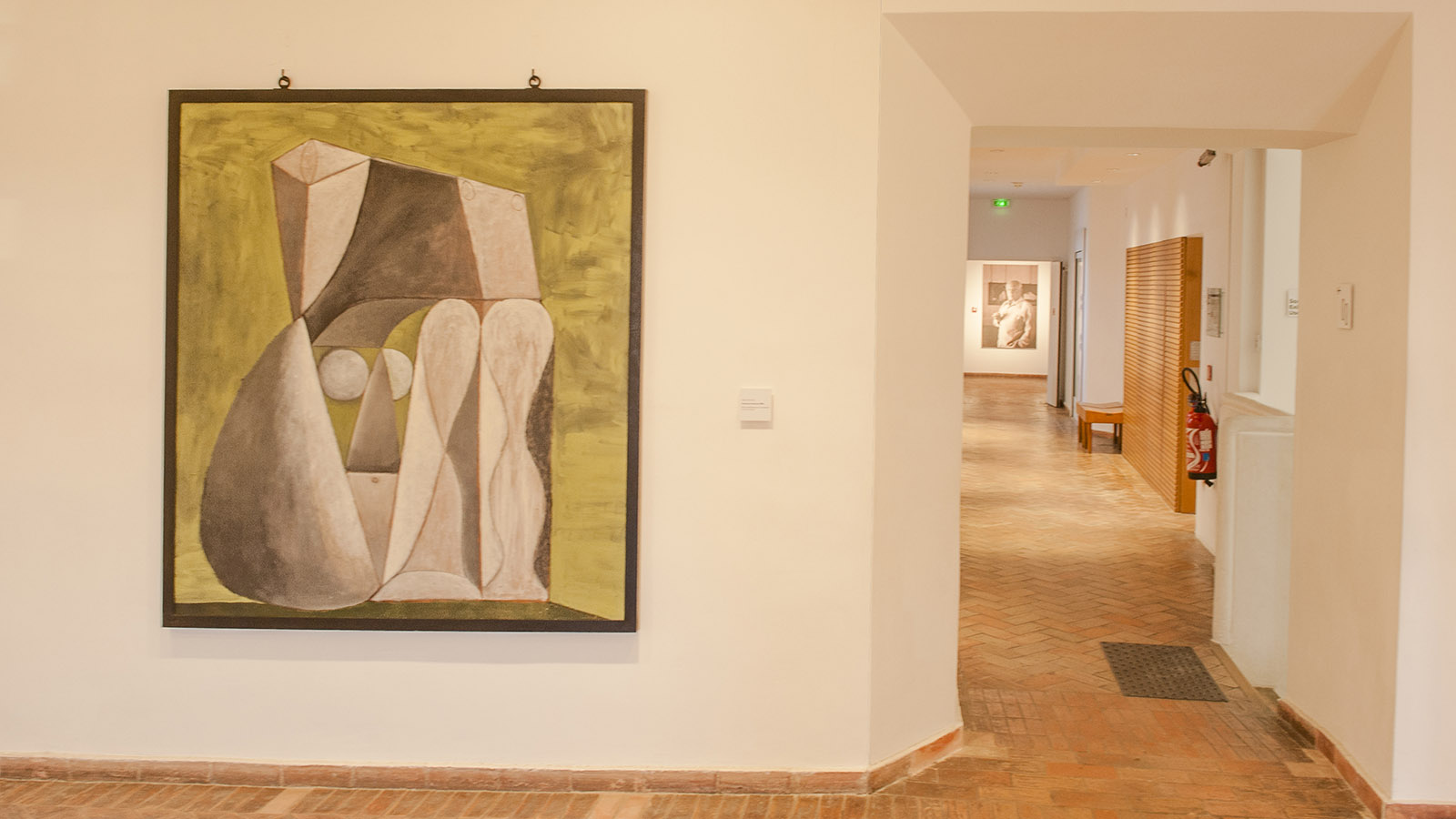 Antibes: Picasso-Museum. Foto: Hilke Maunder
