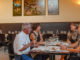 """Abbaye de Fontfroide, Restaurant """"La Table de Fontfroide"""". Foto: Hilke Maunder"""