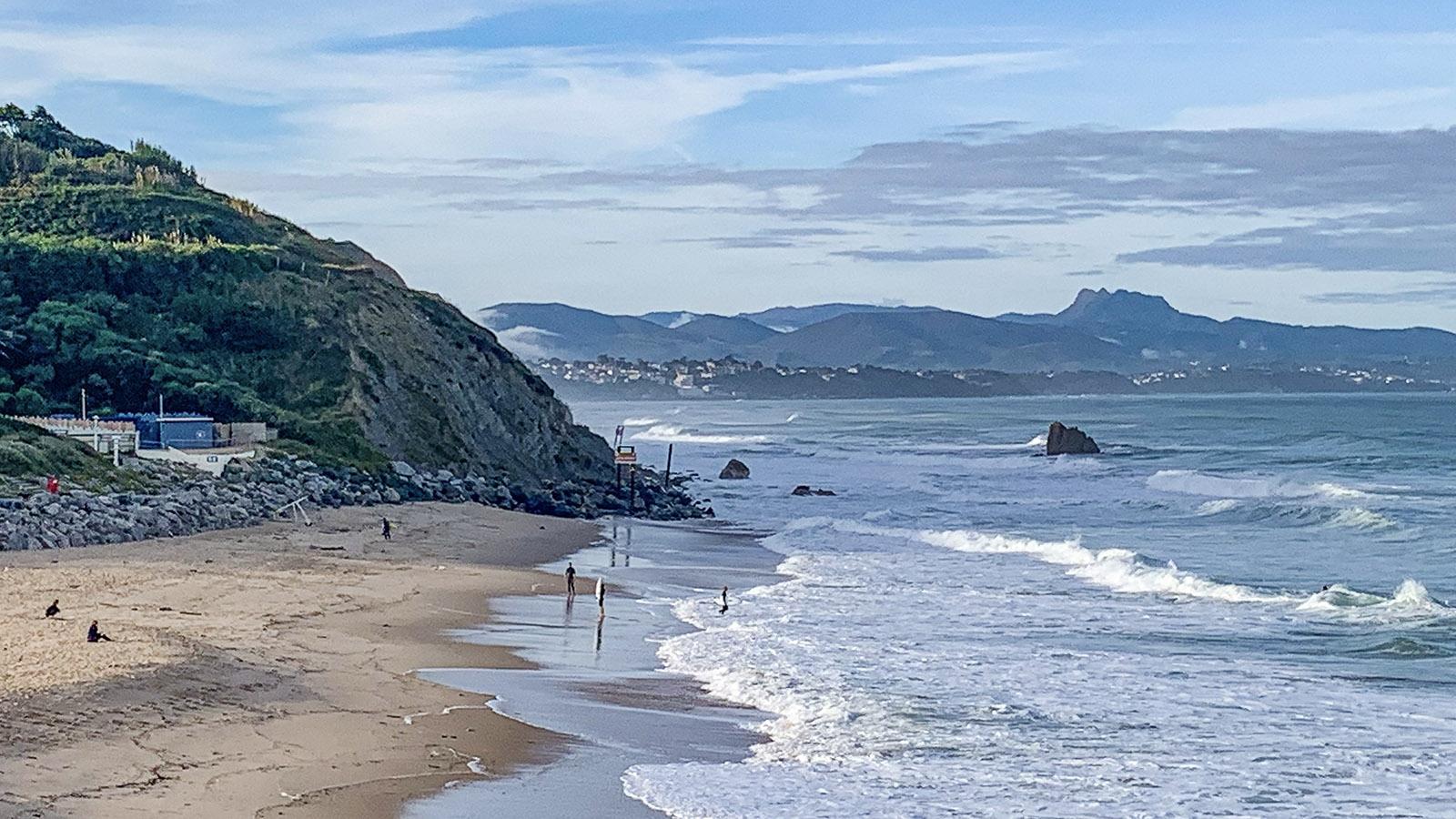 Côte Basque. Foto: Hilke Maunder