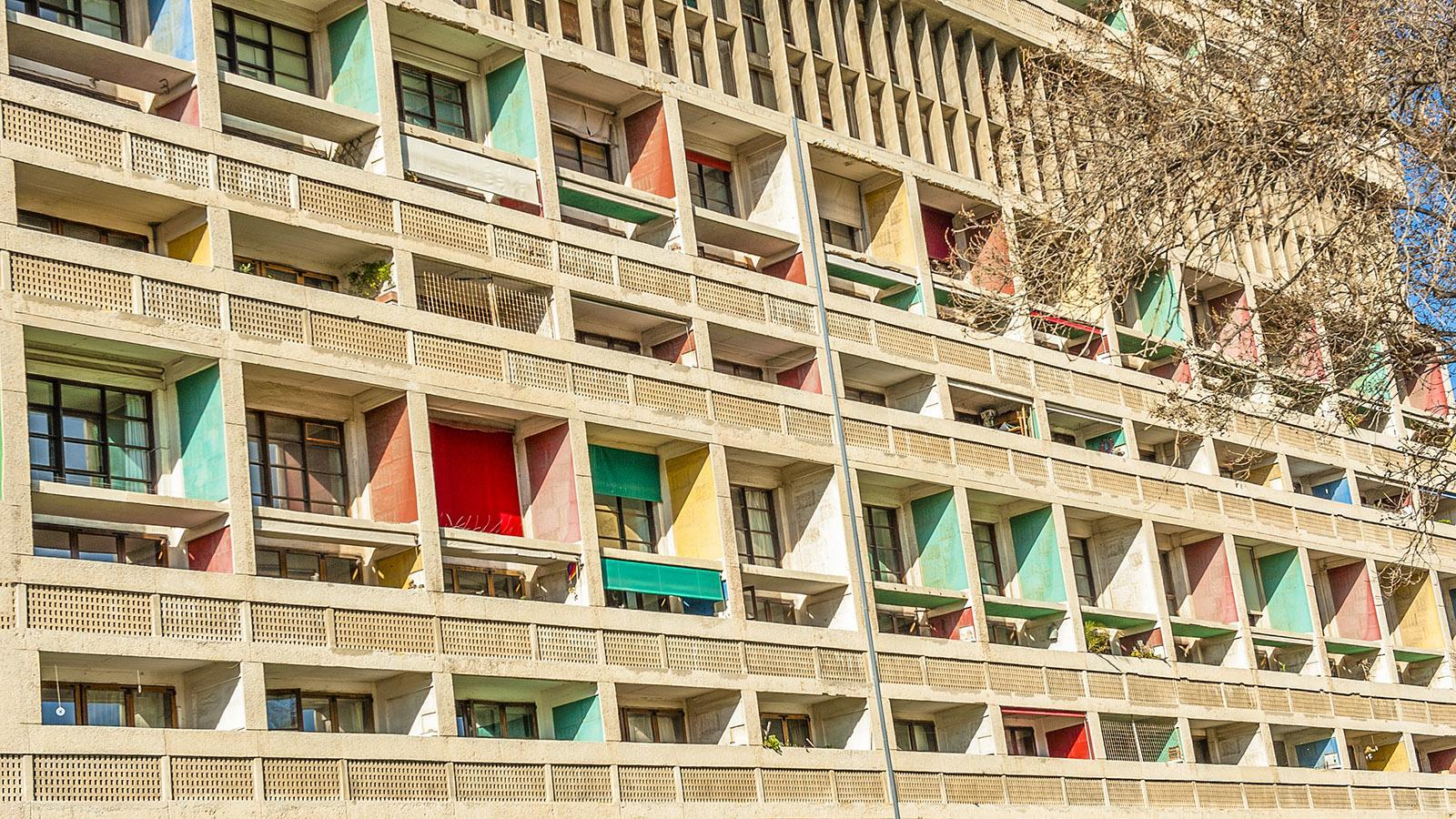 Cité Radieuse, Marseille. Foto: Hilke Maunder