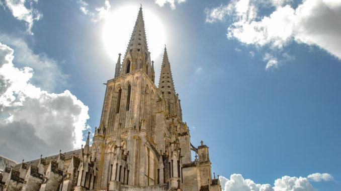 Die Kathedrale von Sées. Foto: Hilke Maunder