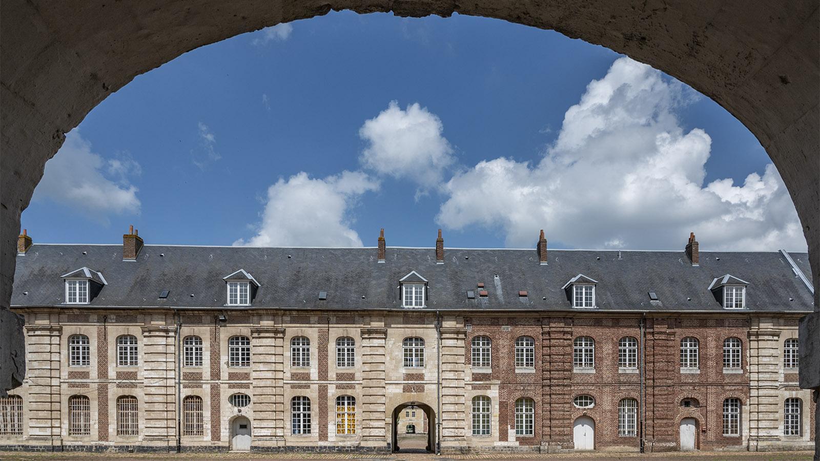 Die Place des Armes der Zitadelle. Foto: Hilke Maunder