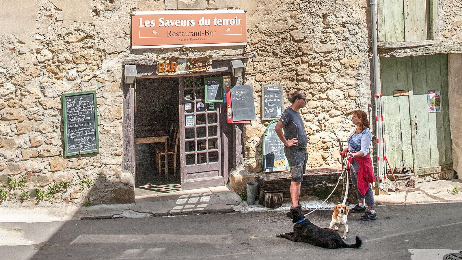 Bugarach: Sauveurs du Terroirs. Foto: Hilke Maunder