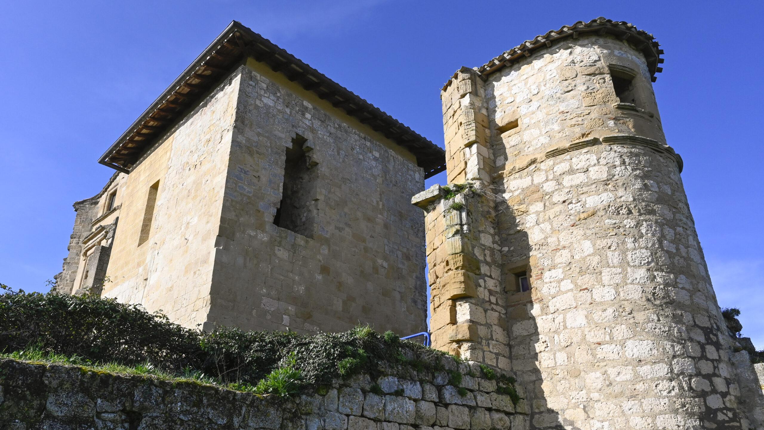 Pastellmuseum: das Château Magrin. Foto: Hilke Maunder
