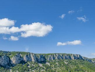 Die Schluchten der Ardèche. Foto: Hilke Maunder