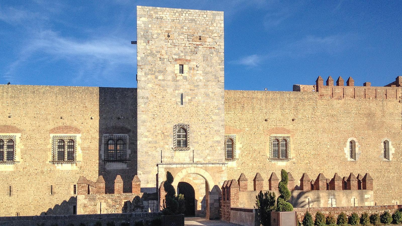 Perpignan, der Königspalast. Foto: Hilke Maunder
