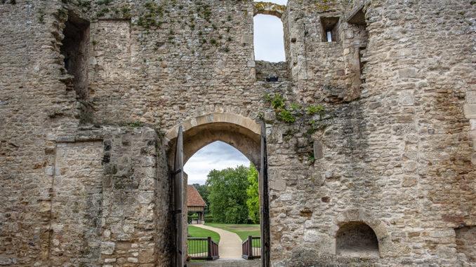 Château de Crèvecoeur. Foto: Hilke Maunder