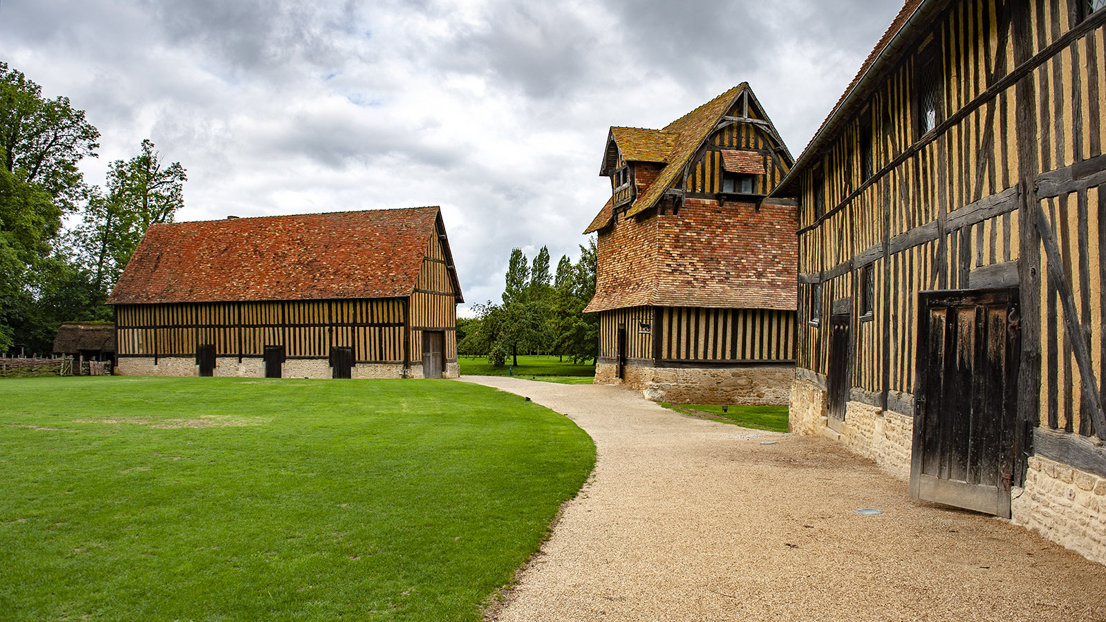 Château de Crèvecœur. Foto: Hilke Maunder