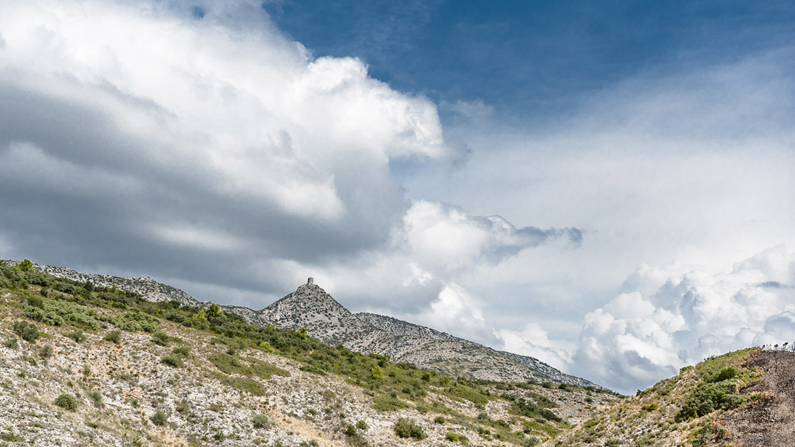 La Tour de Tautavel. Foto: Hilke Maunder