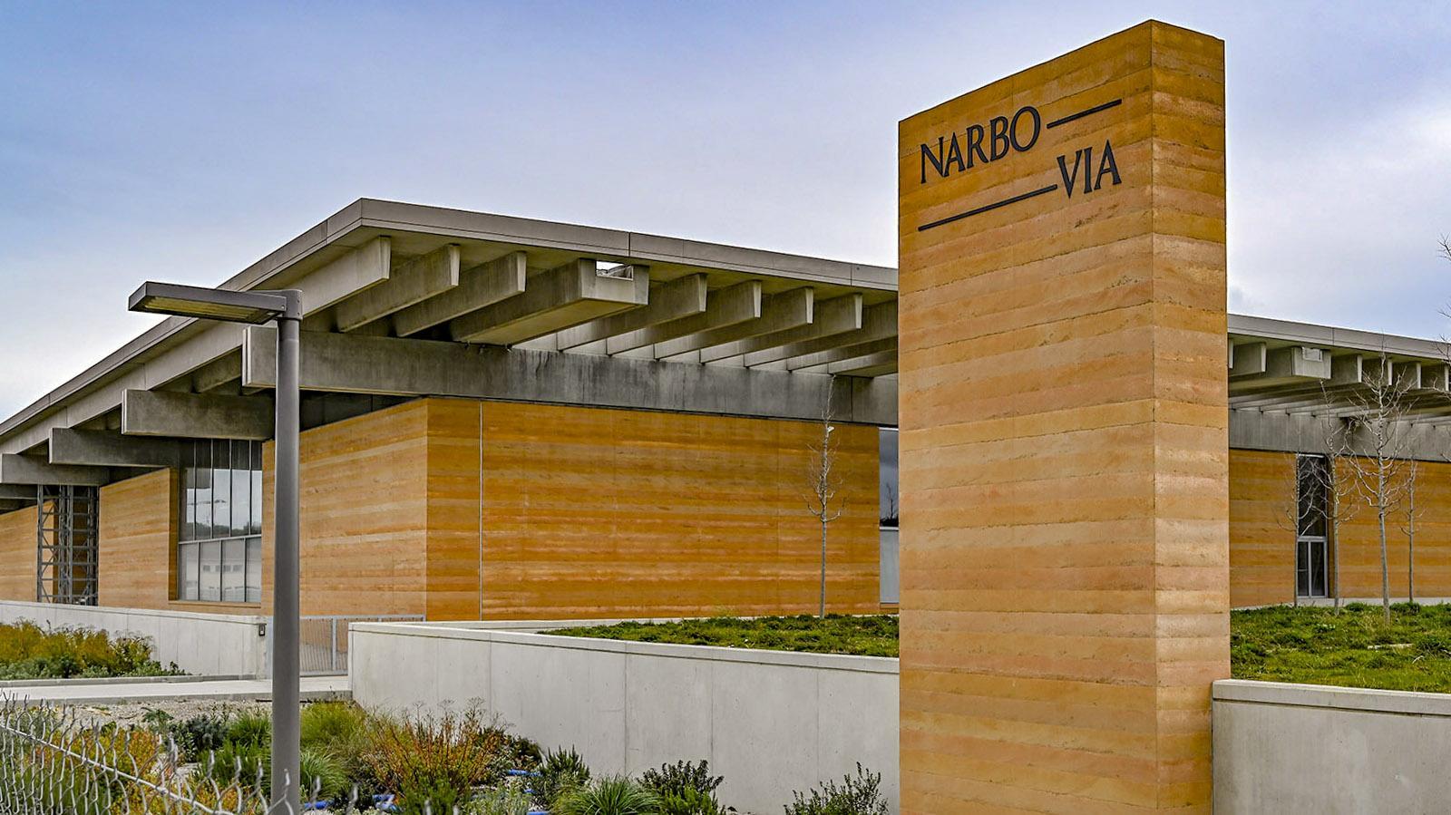 Das Antikenmuseum Narbo Via in Narbonne. Foto: Hilke Maunder