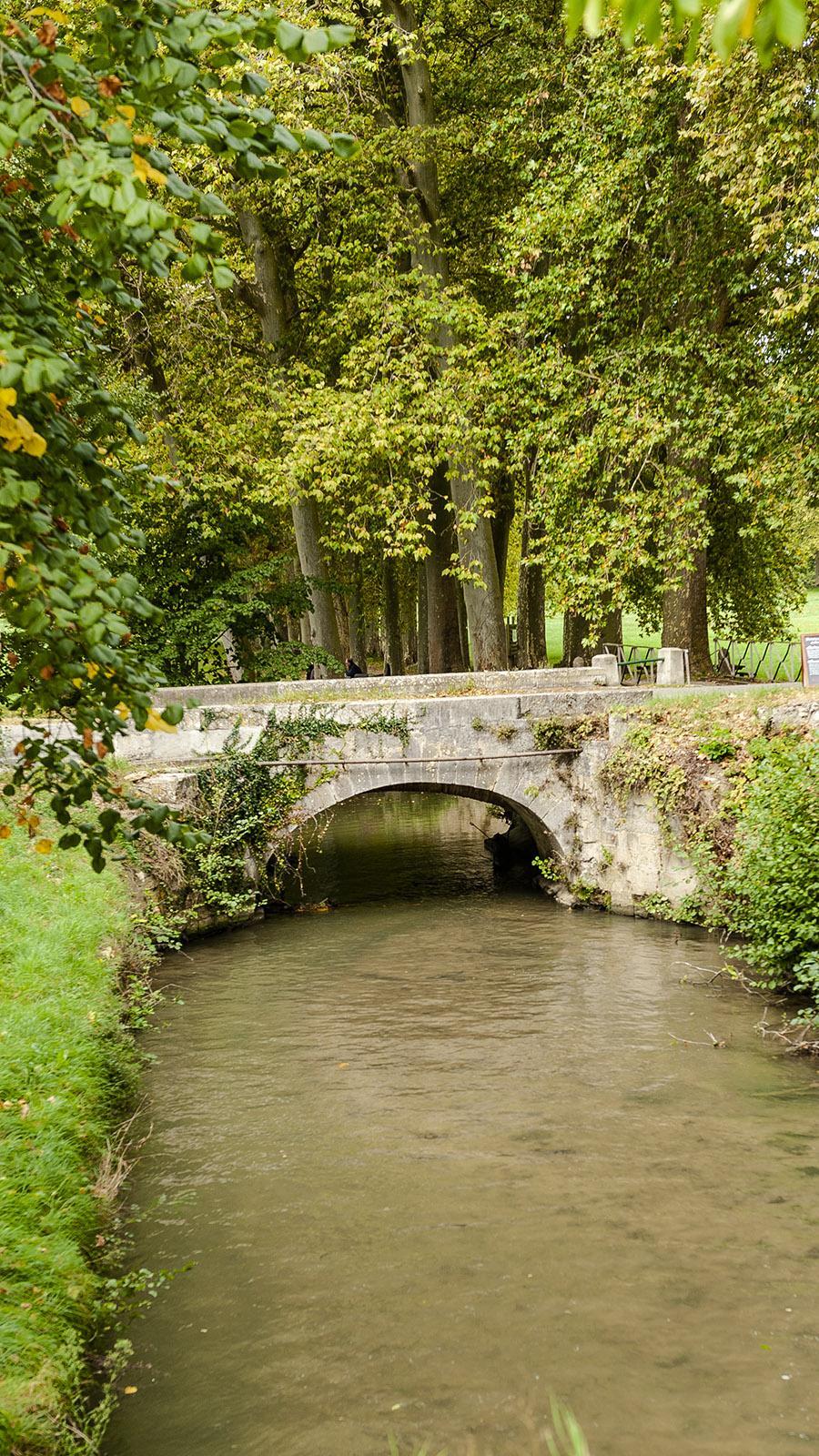 Canal du Midi: Rigole von Naurouze.
