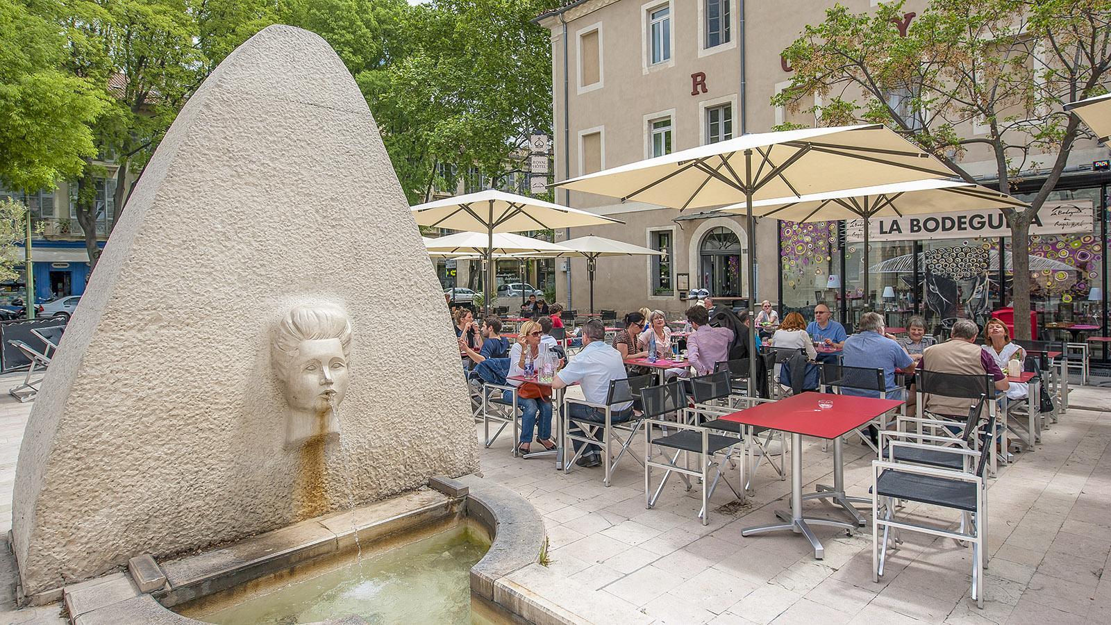 Der Beginn der Place d'Assas am Boulevard und dem dortigen Hôtel Royal. Foto: Hilke Maunder