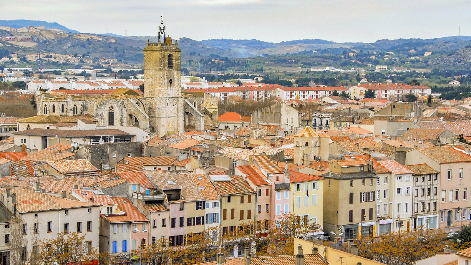 Die Stadtkrone von Narbonne. Foto: Hilke Maunder
