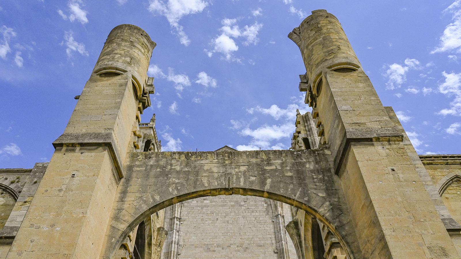 Detail der unvollendeten Kathedrale. Foto: Hilke Maunder