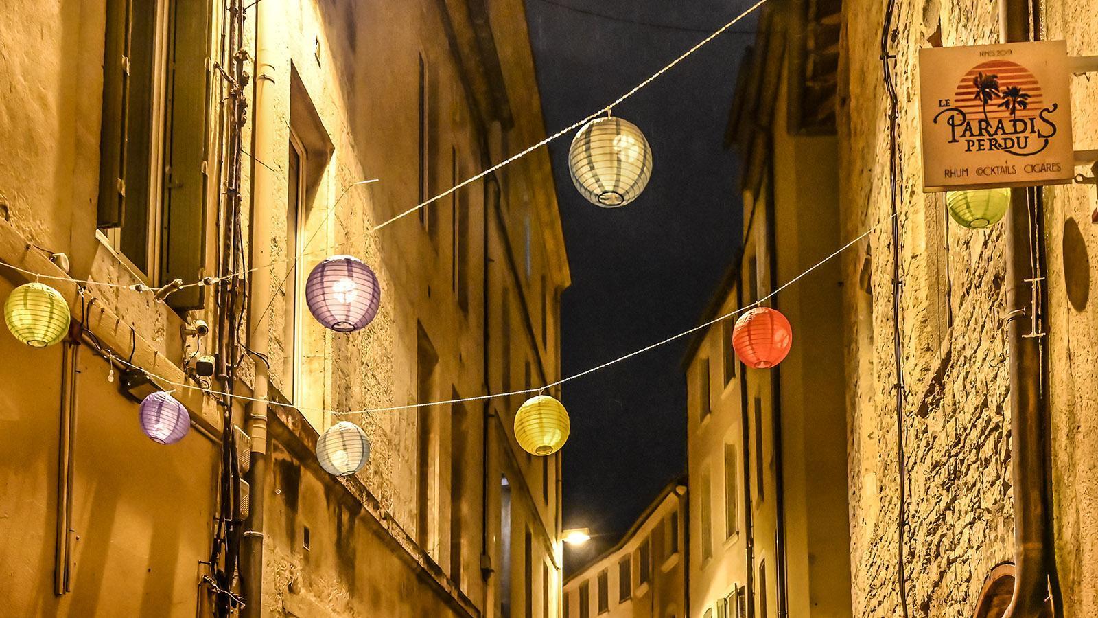 Altstadt Nîmes. Foto: Hilke Maunder