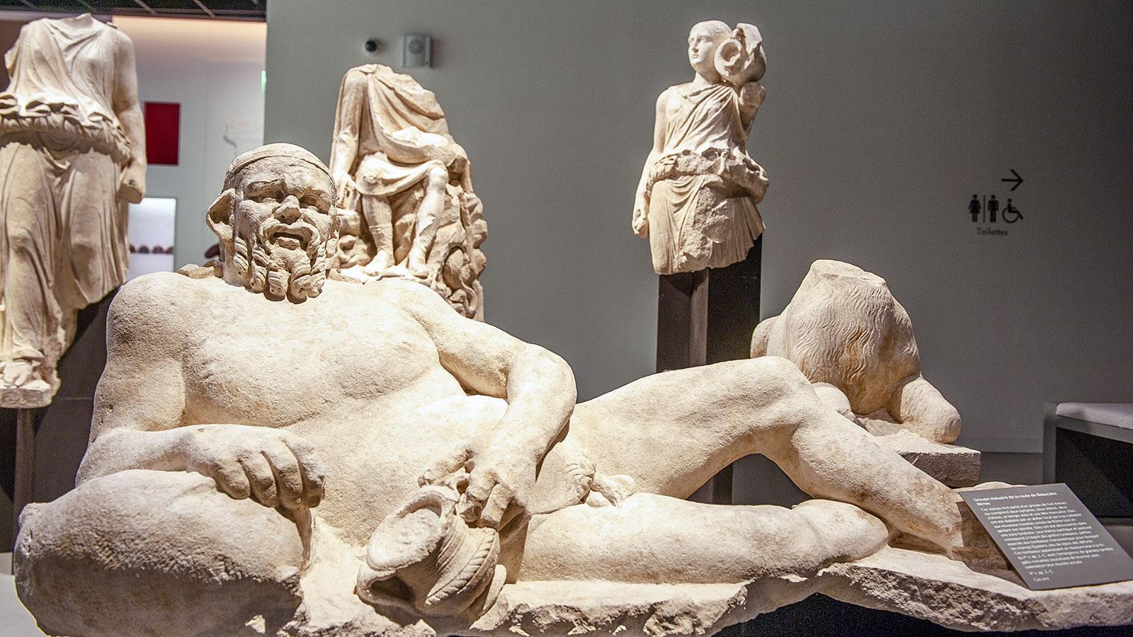 Nîmes: Musée de la Romantité. Foto: Hilke Maunder