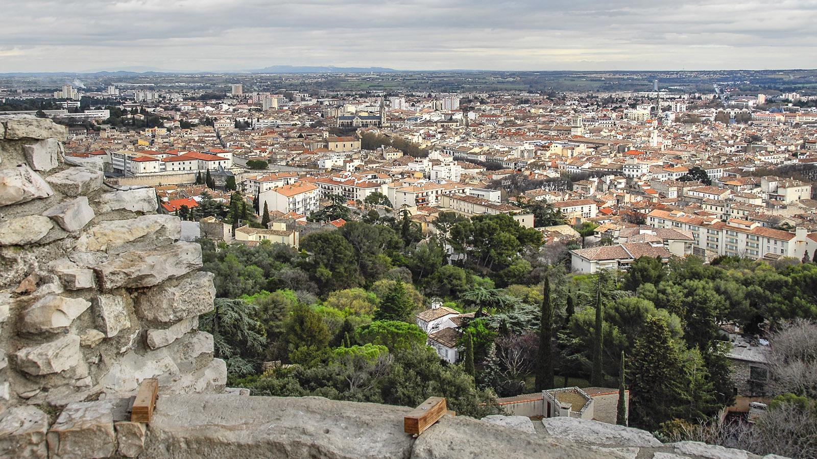 Nîmes. Foto: Hilke Maunder