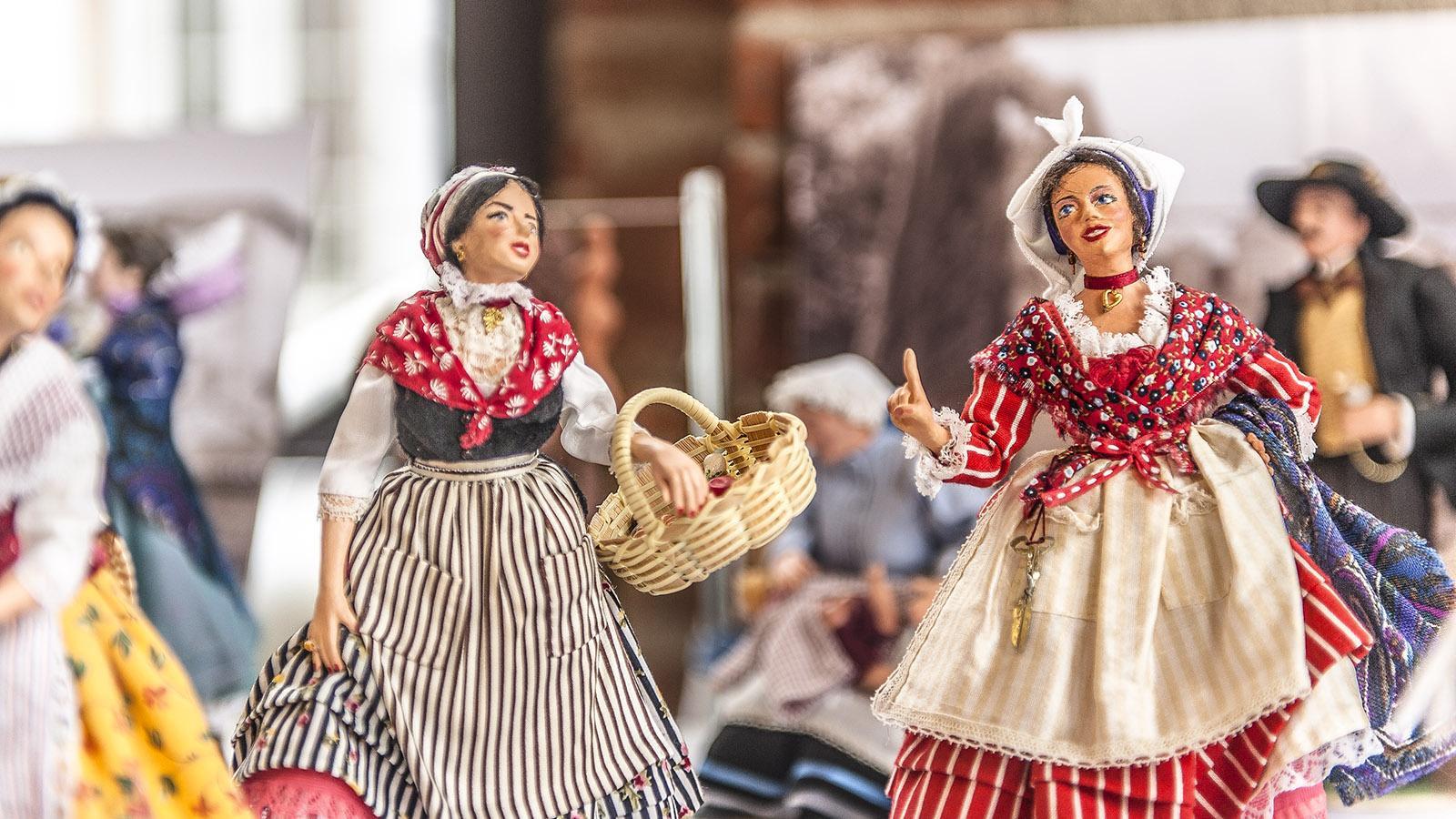 Frauen beim Einkauf auf dem Markt. Foto: Hilke Maunder
