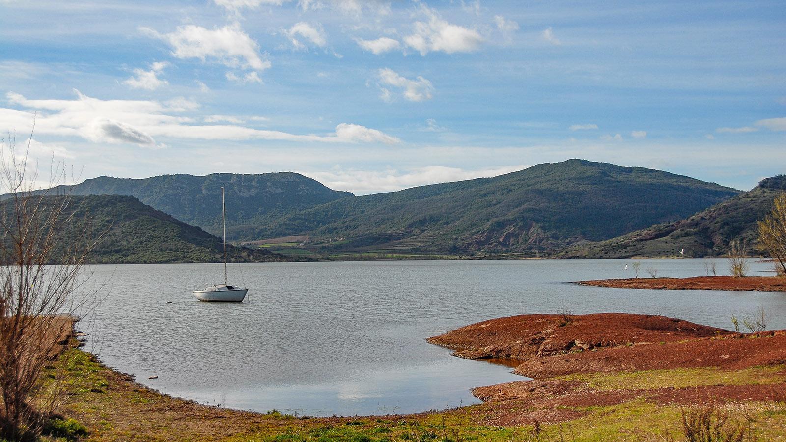 Lac de Salagou. Foto: Hilke Maunder