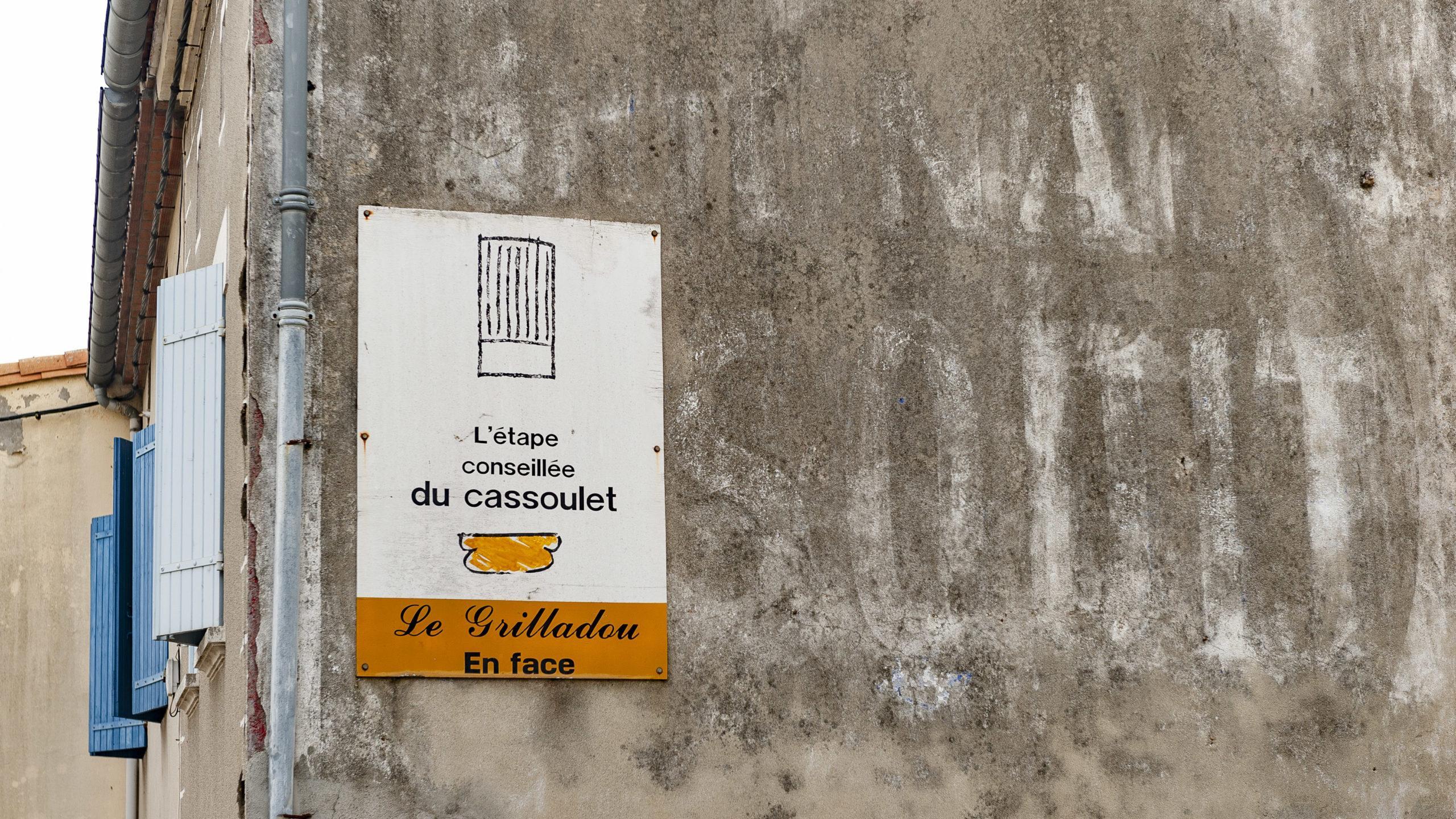 Cassoulet: Auch in La Bastide d'Anjou wird köstliches Cassoulet serviert. Foto: Hilke Maunder