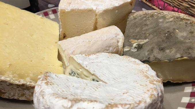 Die Käse-Könige der Auvergne. Foto: Hilke Maunder