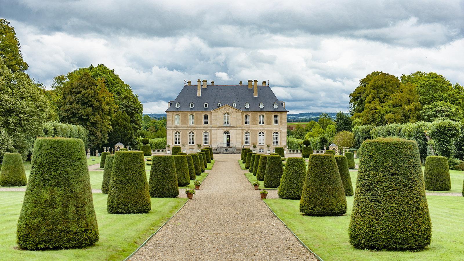 Château Vendeuvre. Foto: Hilke Maunder