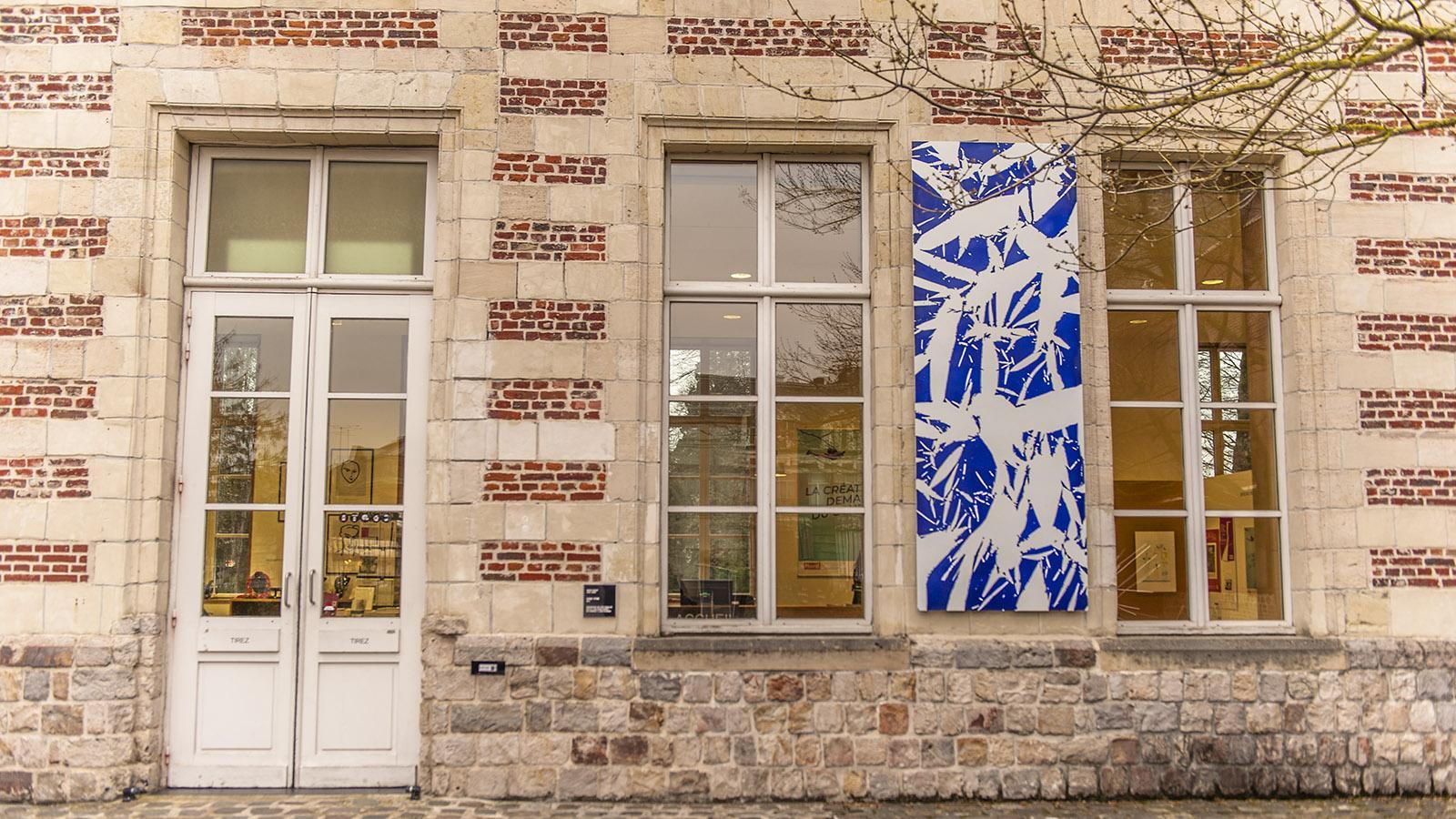 Blau - ein Lieblingsfarbe von Matisse, die sich durch sein ganzes Werk zieht. Foto: Hilke Maunder