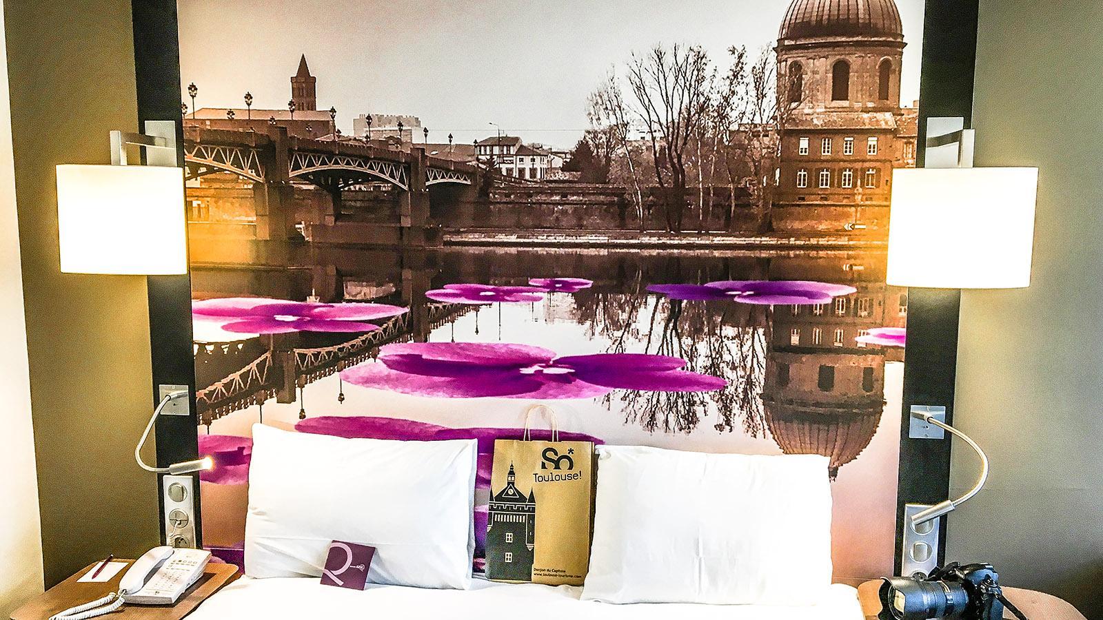 Toulouse: Hotel Mercure. Foto: Hilke Maunder.