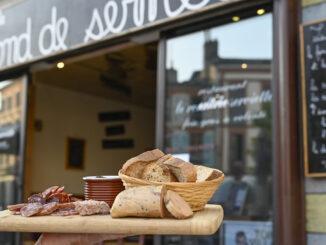 Toulouse: Foie Gras und Charcuterie satt - zum Entrée in diesem Restaurant in Saint-Cyprien. Foto: Hilke Maunder