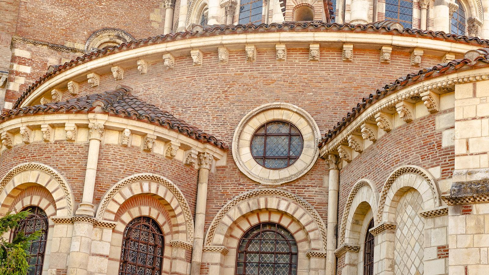 Toulouse. Der Chor von Saint-Sernin. Foto: Hilke Maunder