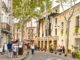 Schönster Boulevard der Stadt: die Avenue Michel Aribaud. Foto: Hilke Maunder