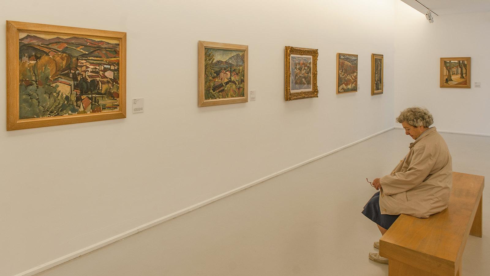 Im Kunstmuseum von Céret. Foto: Hilke Maunder