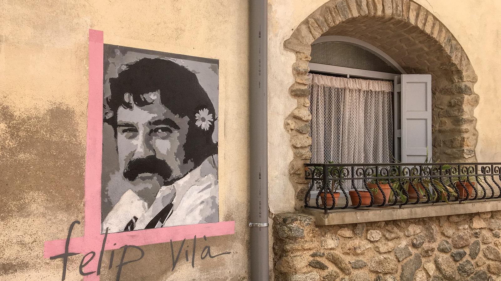 Street Art in der Altstadt. Foto: Hilke Maunder