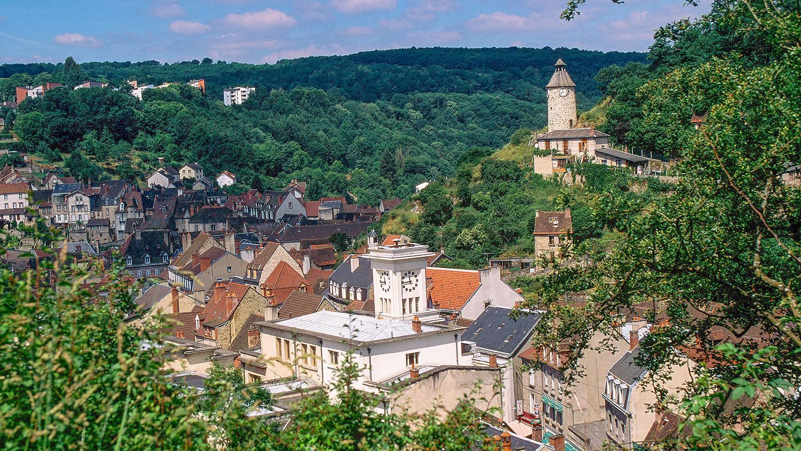 Limousin: Aubusson: Frankreichs Hauptstadt der Bildweberei. Foto: Hilke Maunder