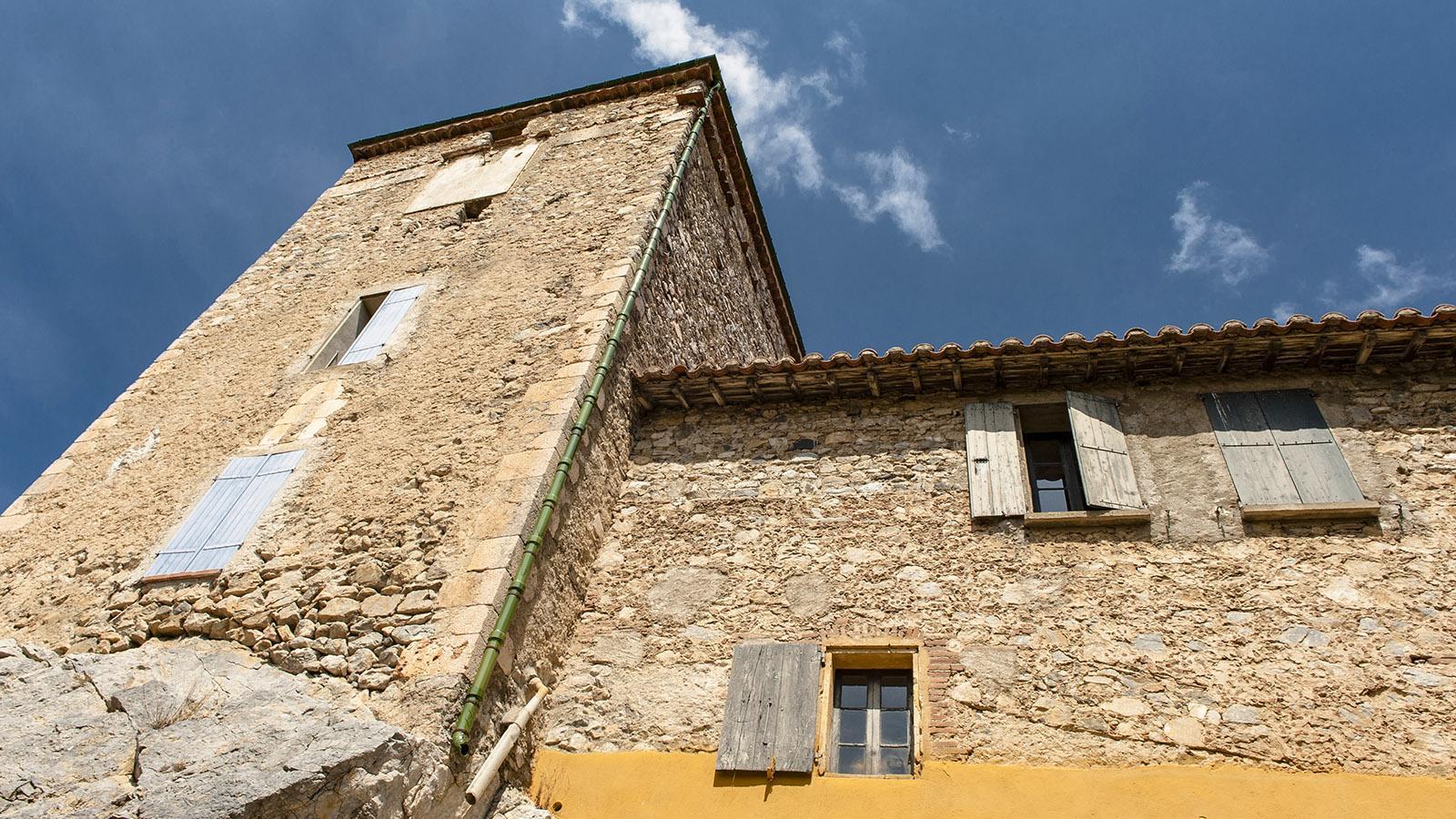 Château de Jau. Foto: Hilke Maunder