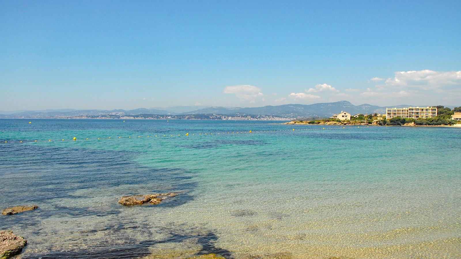 Presqu'Île du Cap Sicié : Le Brusc. Foto: Hilke Maunder