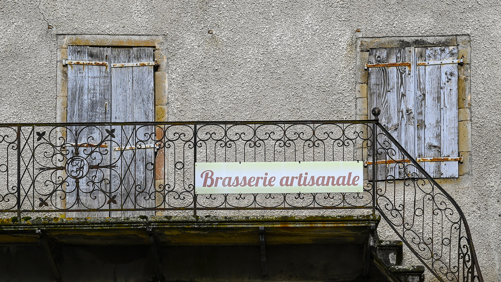 Die Mikrobrauerei von Trébas-les-Bains. Foto: Hilke Maunder