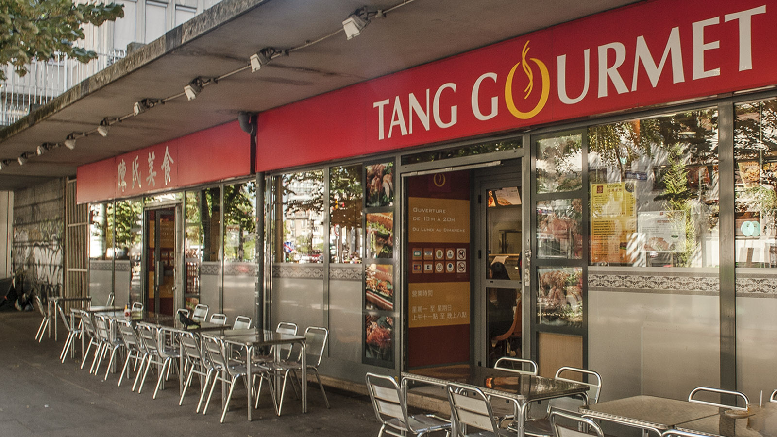 Chinatown Paris: Tang Gourmet. Foto: Hilke Maunder