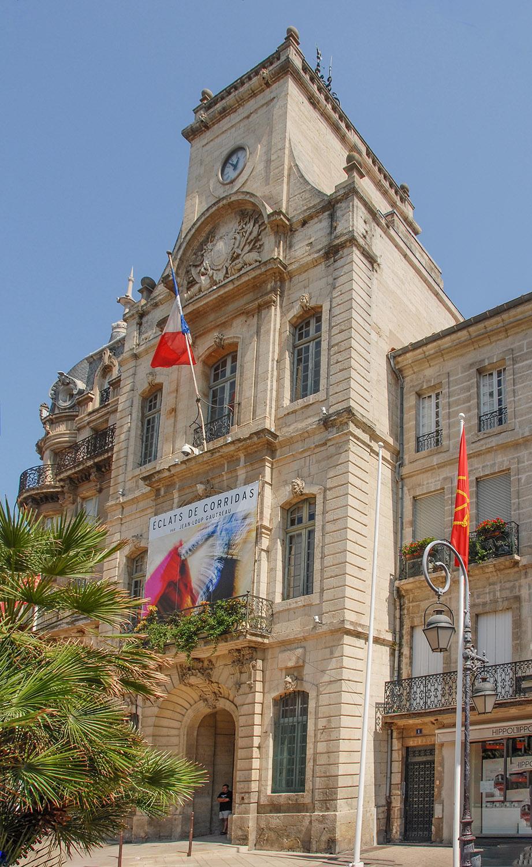 Das Rathaus von Béziers. Foto: Hilke Maunder
