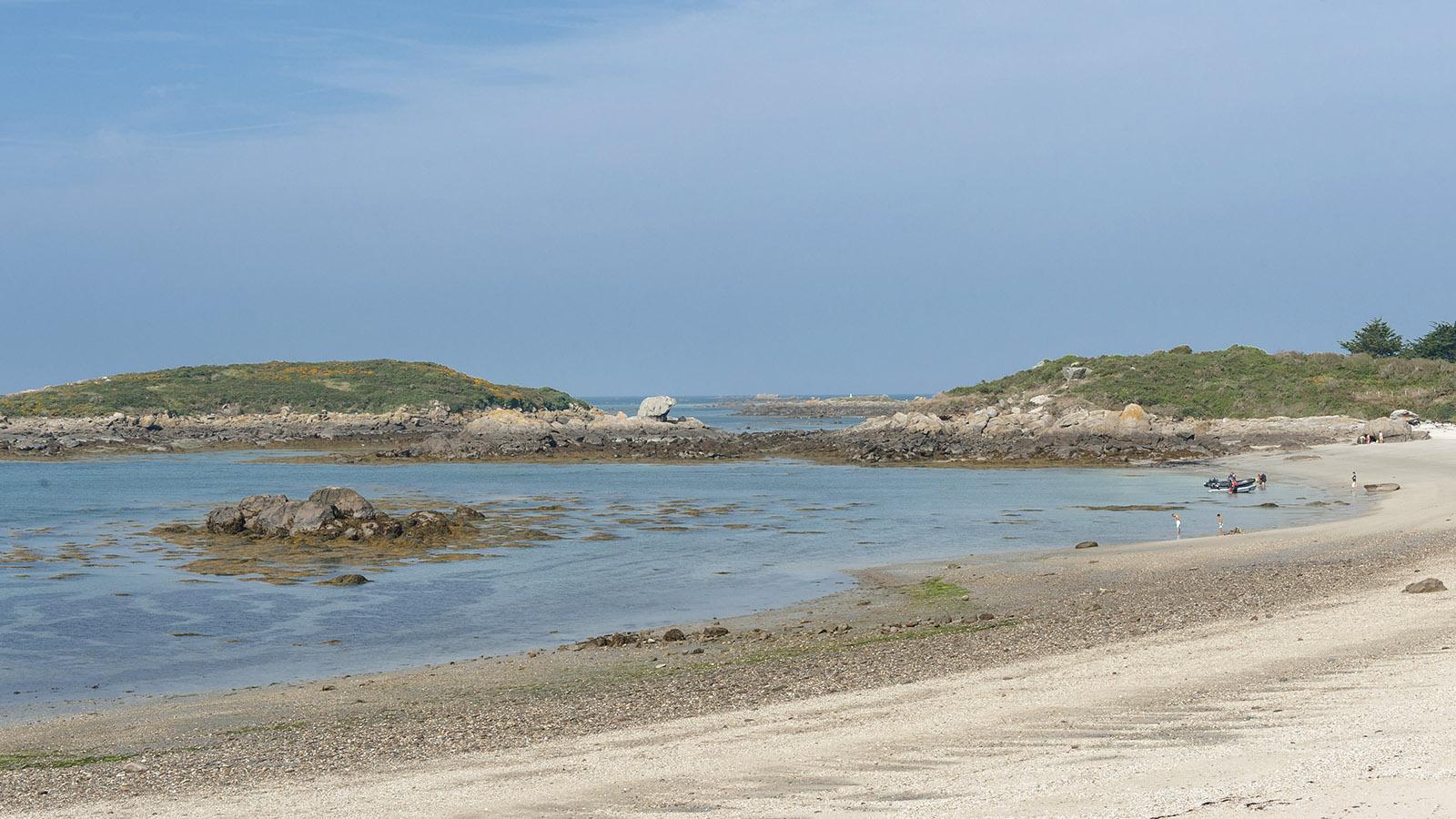 Îles Chausey, Grande Île. Foto: Hilke Maunder