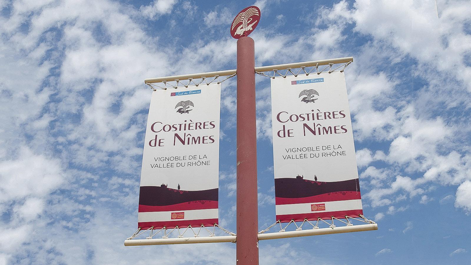 Die Petite Camargue gehört zum Weinbaugebiet der AOC Costières de Nîmes. Foto: Hilke Maunder