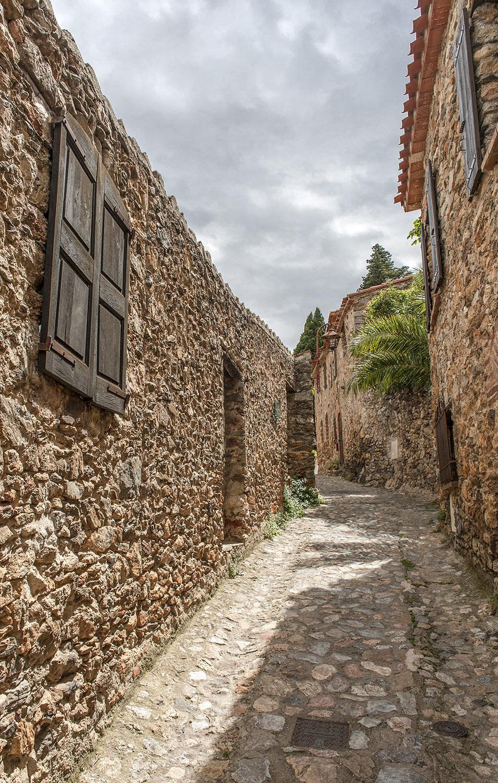 Castelnou. Foto: Hilke Maunder