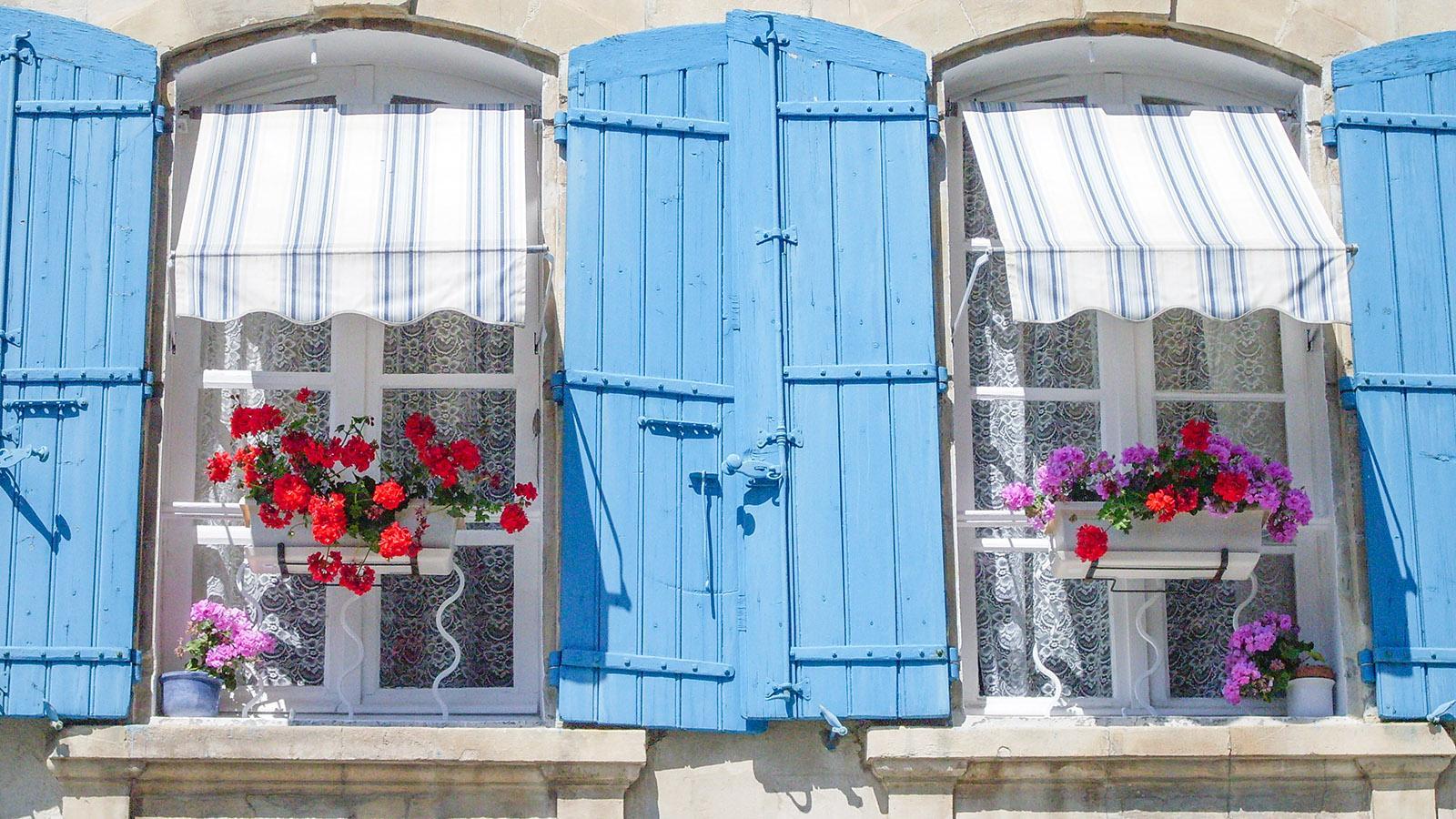 Sommersonnenstimmung des Südens in Arles. Foto: Hilke Maunder